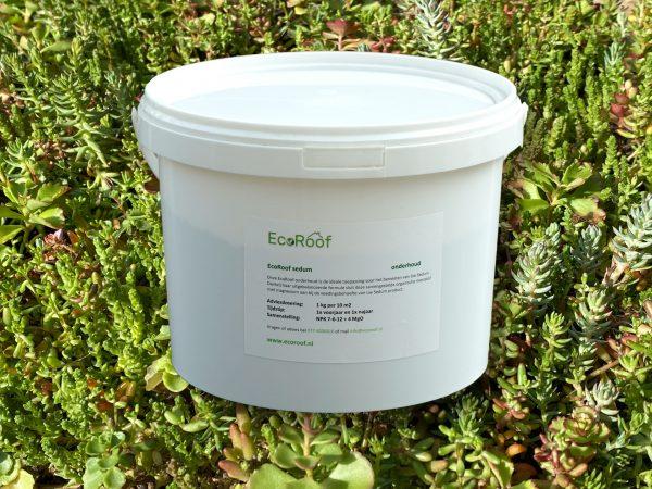EcoRoof sedum onderhoud 2 kg